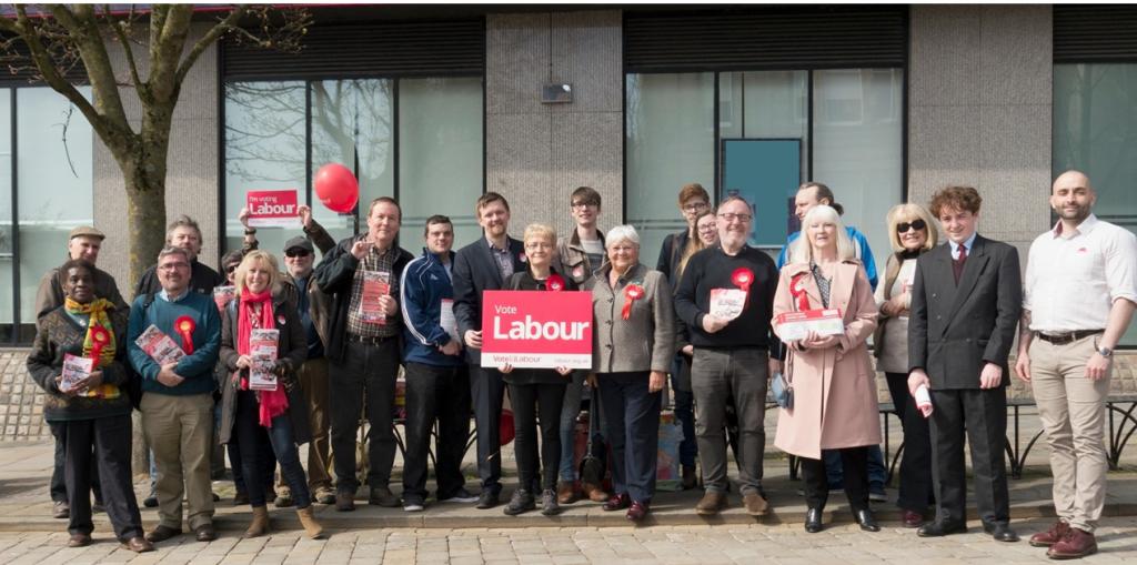 Macclesfield Labour Party Activists