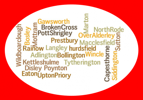 Macclesfield CLP Regions