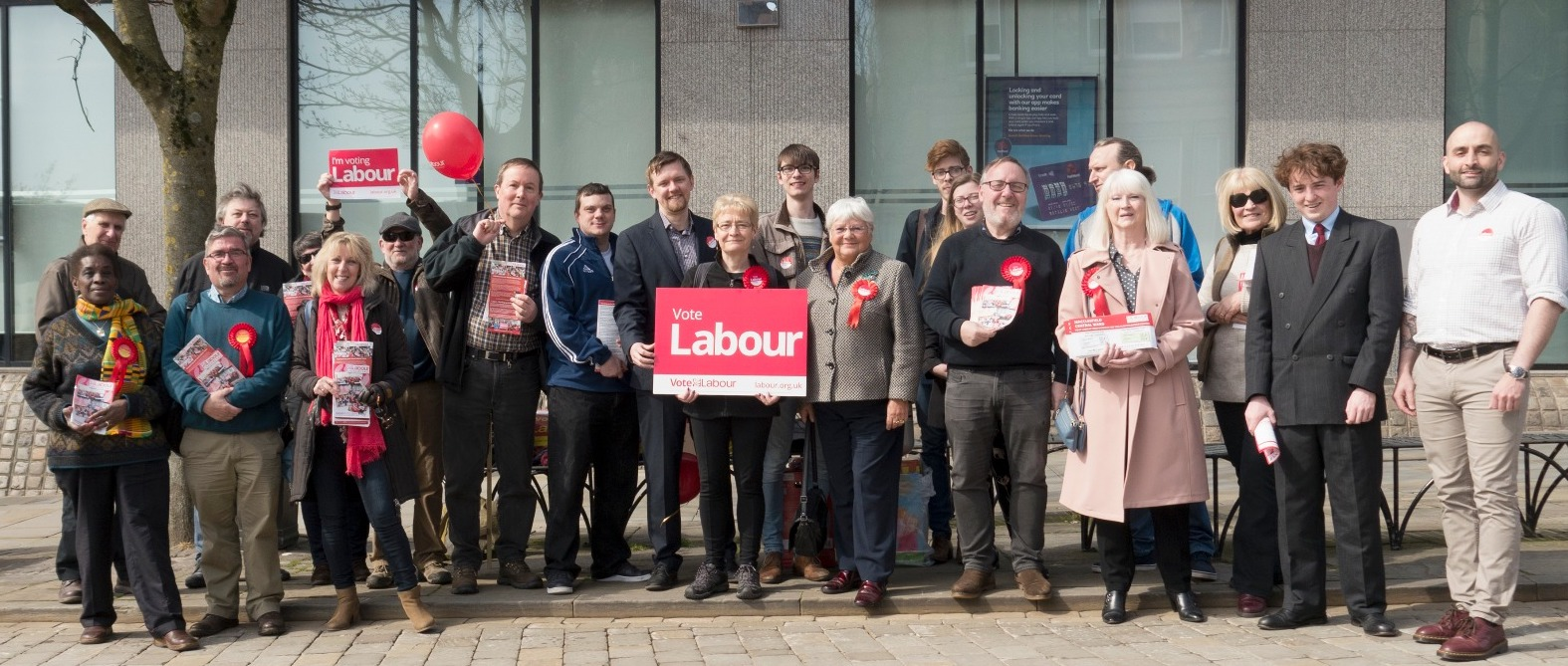 Labour Election Team