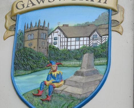 Gawsworth Village