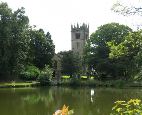 Gawsworth Church